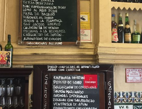 Destination Spotlight: Top Ten Tapas in Seville