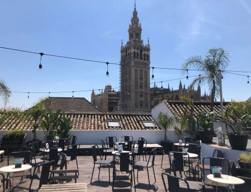 Best hotel rooftop bars in Seville