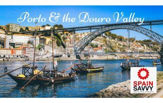 Spain Savvy: Porto & Douro Valley