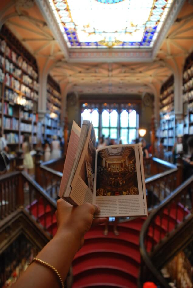Livraria Lello in Porto