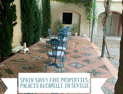 Fave Properties: Palacio Bucarelli
