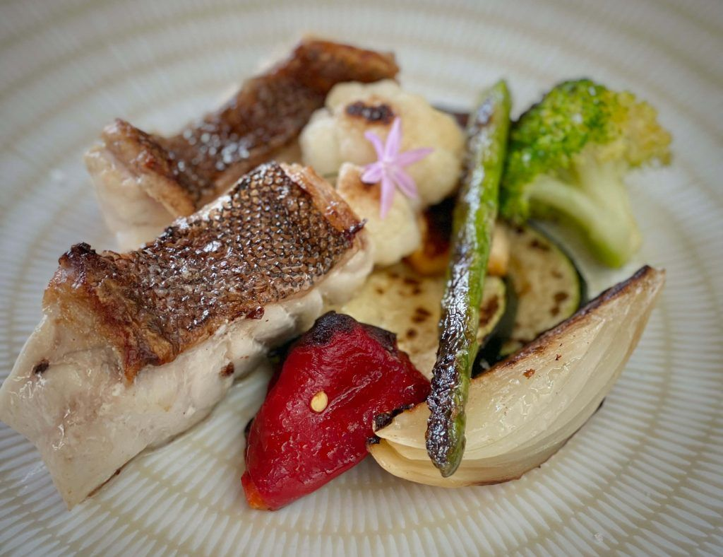 Seafood dishes like turbot is a great reason to visit Mallorca